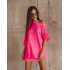 BLUZA POWER OF COLOR NEON PINK