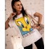 BLUZKA T-SHIRT TWEETY WHITE