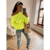 SWETER LAURA NEON LIME