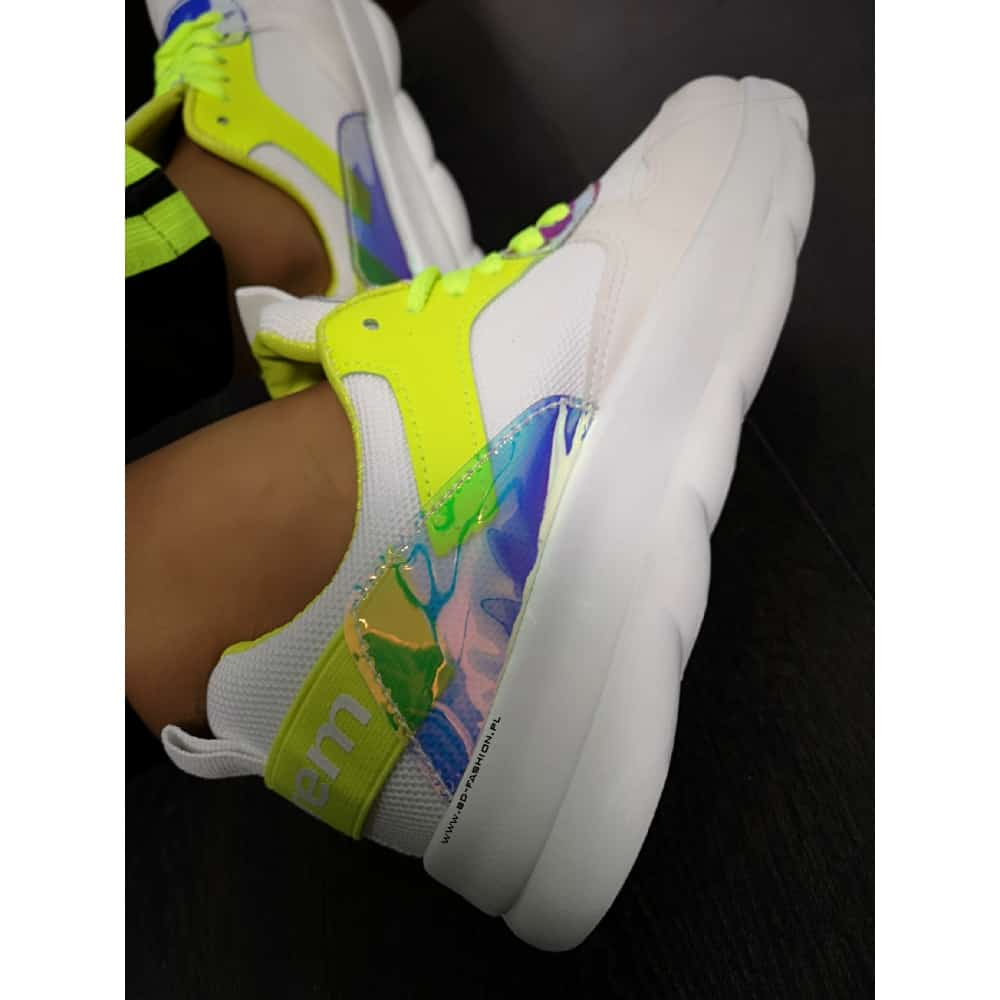 BUTY ADIDASY SUP NEON LIME